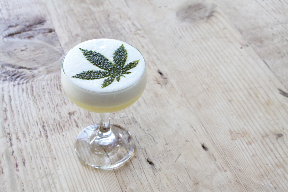 Cannabis CockTails: The future cash crop category in the beverage industry.
