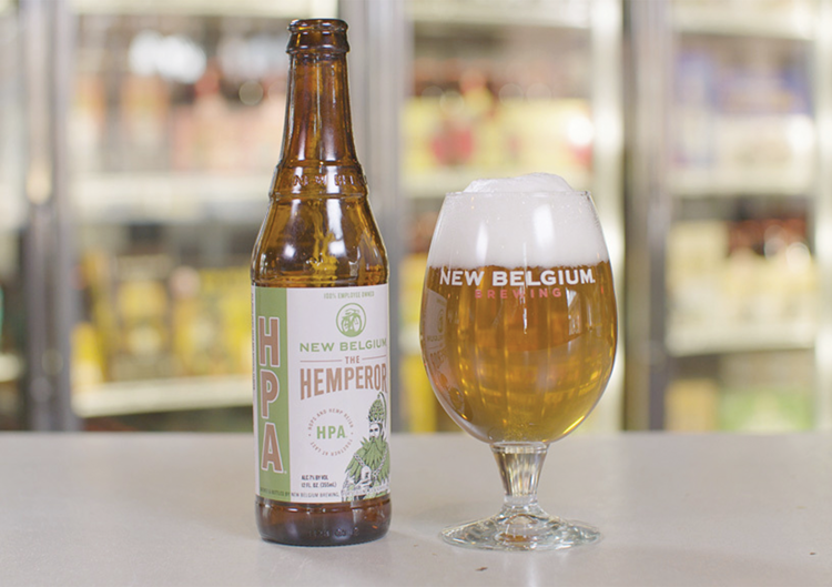 New Belgium The Hemperor™
