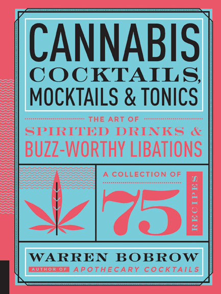 cnnabis cocktails book