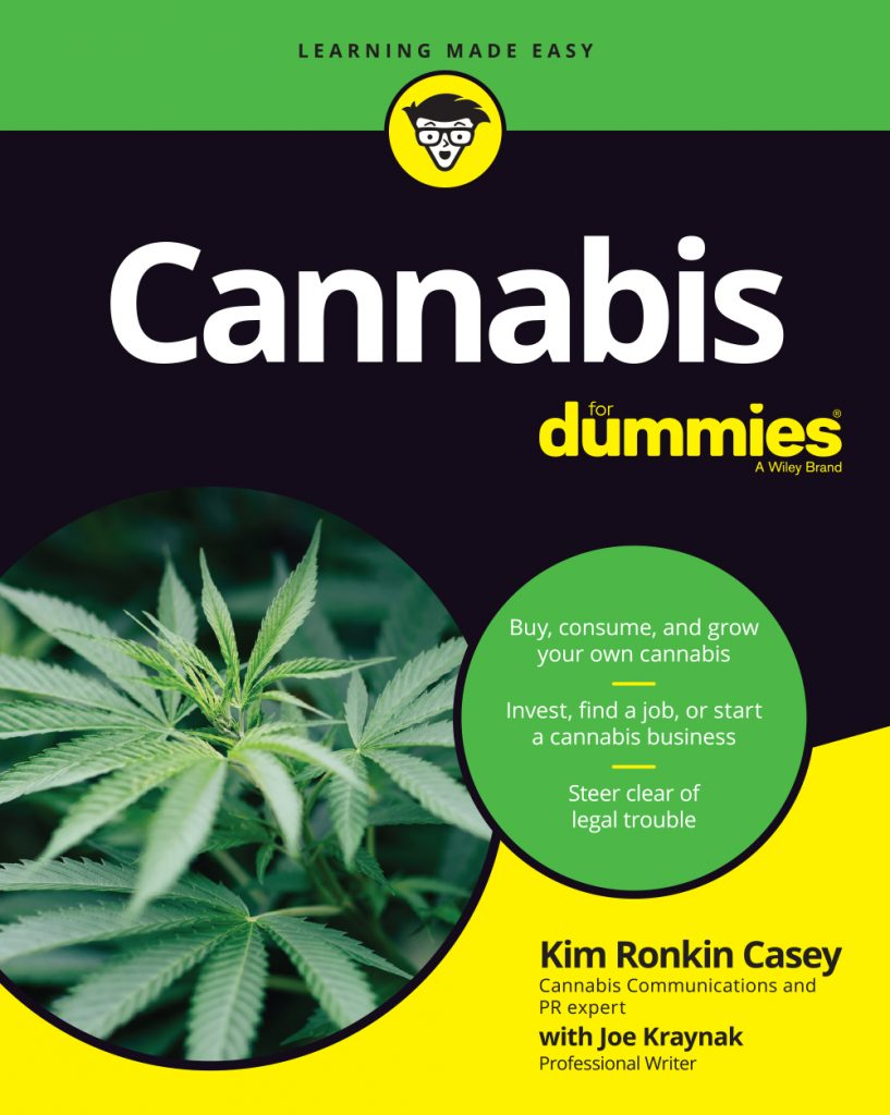 cannabis for dummies book